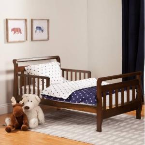Lowest price on DaVinci Sleigh Toddler Bed @ Walmart