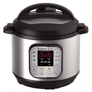 $79 Instant Pot DUO80 8 Qt 7-in-1 Multi- Use Programmable Pressure Cooker @ Amazon.com
