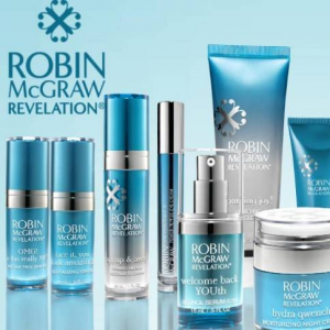 Christmas: up to 30% off products + FREE sheet mask 3-pack @ Robin McGraw Revelation