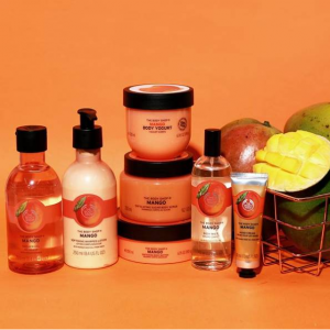 50% Off Bath & Body + 40% Off Hundreds of Others + FS  @ The Body Shop