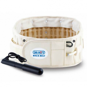 DR-HO'S 2-in-1 Back Relief Decompression Belt