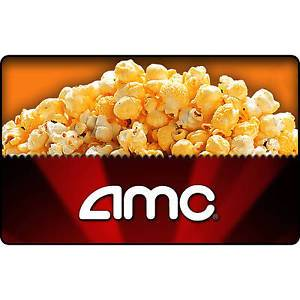 Discount AMC Theatres Gift Card