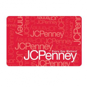 Discount JCPenney Gift Cards