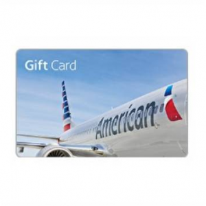 Discount American Airlines Gift Cards