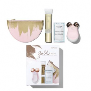 NUFACE NuFACE® Gold Mini Express Skin Toning Collection