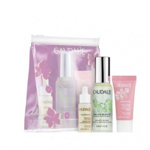 $28 For On The Glow French Faves @ Caudalie