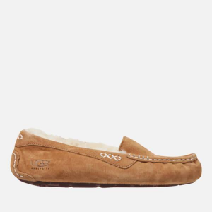 UGG Women's Ansley Moccasin Suede Slippers