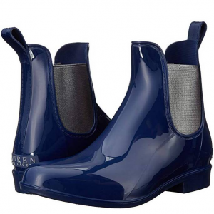 $11.01 off RALPH LAUREN Women's Tally Rain Boot @ Amazon
