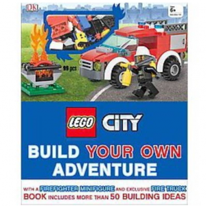 Lego City Build Your Own Adventure