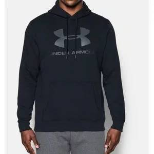 UA Rival Fleece Fitted Graphic
