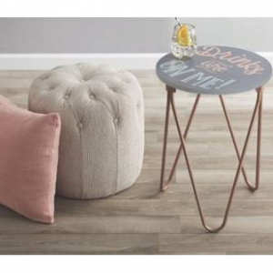 $14 Mainstays Accent Table, Drinks Are On Me! @ Walmart