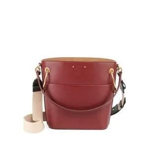 Chloe Roy Small Smooth Calf Leather Bucket Bag