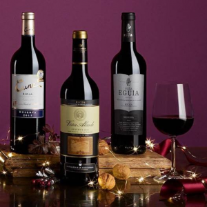 From £40 Christmas Wine Cases @ Majestic Wine