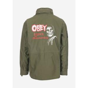 OBEY Misfits M-65 Jackets