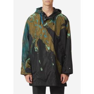 DRIES VAN NOTEN Reversible Hooded Tunic