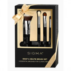 SIGMA BEAUTY Snap A Selfie Brush Set