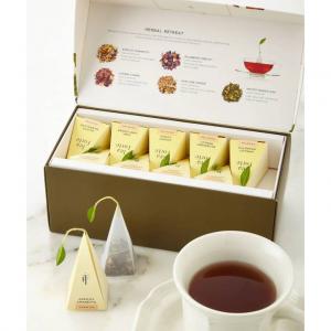 Tea Forte Herbal Retreat Tea Gift Box