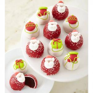 Austin Cake Ball Christmas Collection Cake Balls