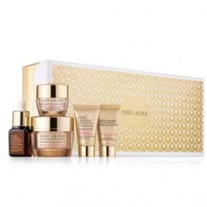 Estée Lauder Revitalize Refine For Smoother Radiant Skin Five-Piece Holiday Starter Set