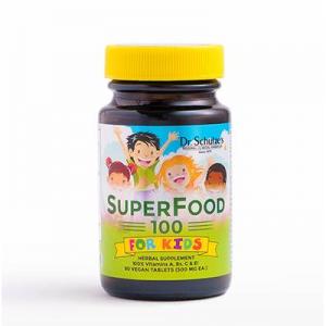SUPERFOOD 100 KIDS