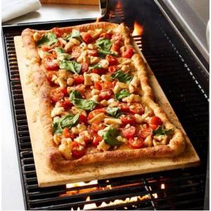 """Sur La Table Cordierite Pizza Stone, 22½"""" x 13½"""""""