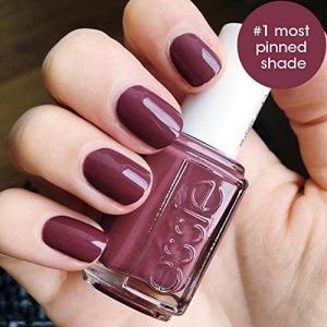 $4.60(value $4.84) for essie nail polish, angora cardi, deep rose purple nail polish, 0.46 fl. oz.