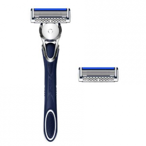 Dorco Pace 7 Men's Razor (Handle + 2x Cartridges) @Dorco