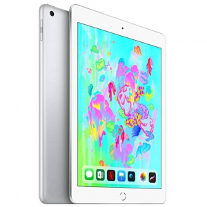 $79.01 off Apple iPad (Wi-Fi, 128GB) - Silver (Latest Model) @ Amazon