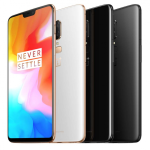 Save $100, Starting from $429 OnePlus 6 Smartphone @ OnePlus