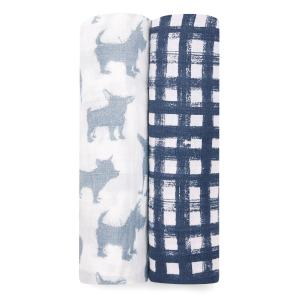 """aden + anais 47"""" classic swaddle set 2-pack"""