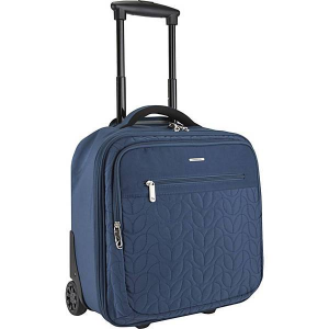 Travelon Anti-Theft Quilted Wheeled Underseat Bag with RFID