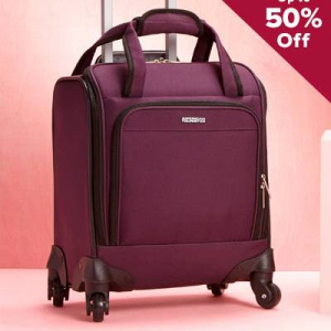 Underseat Luggage on Sale with FREE Shipping @eBags, Samsonite, Travelon & More