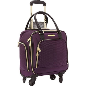 Aimee Kestenberg Florence Collection 4-Wheel Underseat Carry-On