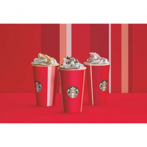 Starbucks Stores: B1G1 Free on all Espresso Beverages and Hot Chocolates Grande Size or Larger