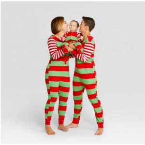 Holiday Rugby Stripe Family Pajamas Collection - Wondershop™