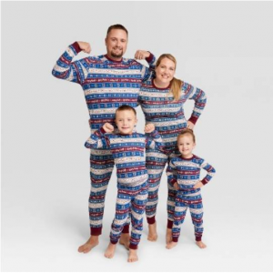 Holiday Harry Potter Family Pajamas Collection