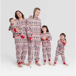 Holiday Fair Isle Family Union Suits Collection - Wondershop™