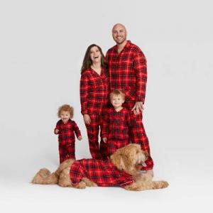 Family Pajamas  on sale @ Target