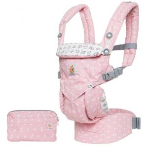 Ergobaby Omni 360 Hello Kitty 版婴儿背带 粉色