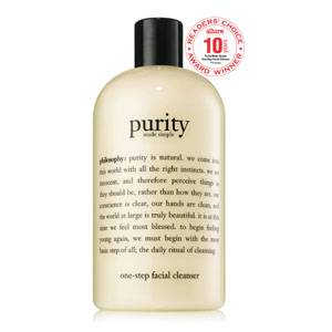 PHILOSOPHY PURITY ONE-STEP FACIAL CLEANSER 240ML