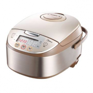 """MIDEA 10-Cup Multi-function Rice Cooker MB-FS5017 16.65"""" X 12.48"""" X 11.33"""""""