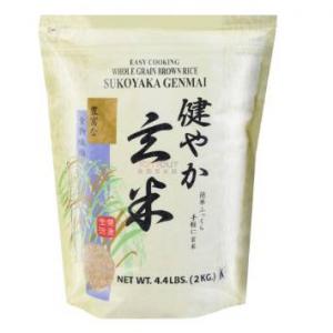 SUKOYAKA Brown Rice 2kg