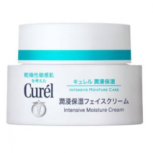 KAO CUREL Intensive Moisture Cream 40g