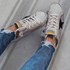 Up to 40% off Golden Goose Shoes @ SSENSE