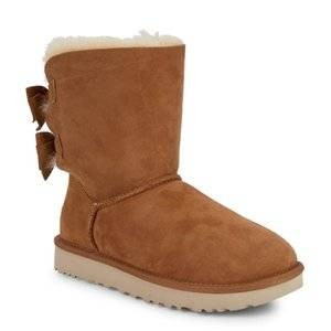 Ugg Melani Shearling-Lined Suede Boots