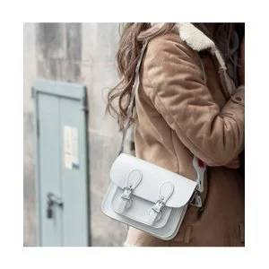 Gweniss Freya Mini Satchel - White
