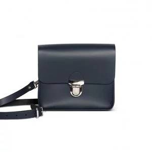 Gweniss Sofia Crossbody Bag - Navy Blue