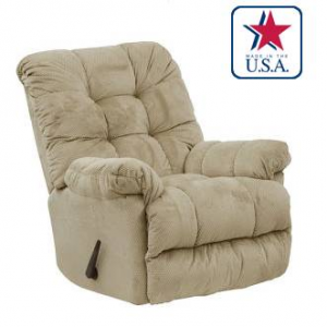 Catnapper Nelson Rocker Recliner w/ Massage & Heat