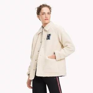 Tommy Hilfiger Teddy Coach Jacket