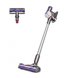 Dyson V7 HEPA Cordless Vacuum | White/Silver